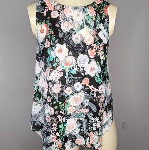 LEITH - floral blouse